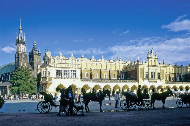 Voyage Cracovie et les parcs nationaux des Carpates