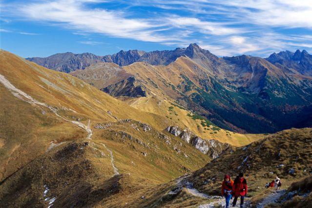 Tatras - Carpates - Pologne