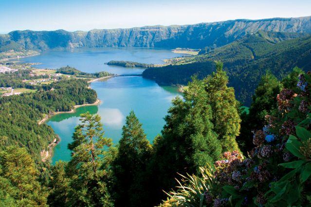 Lac de Sete Cidades - Sao Miguel - Açores - Portugal