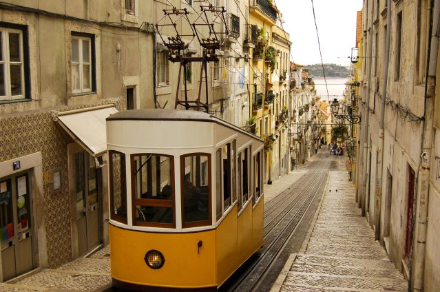 Voyage De Lisbonne au sud de l'Algarve