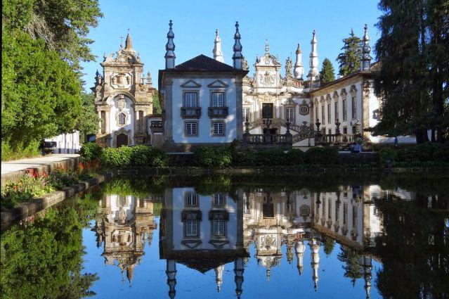 Casa de Mateus - Portugal