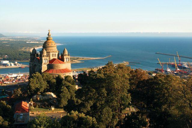 Santa Luzia - Viana do Castelo - Beira litoral - Portugal