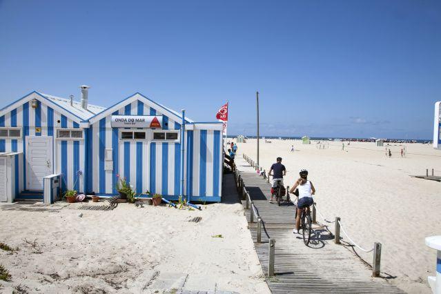 Voyage De Porto à Lisbonne à vélo, tradition & romantisme
