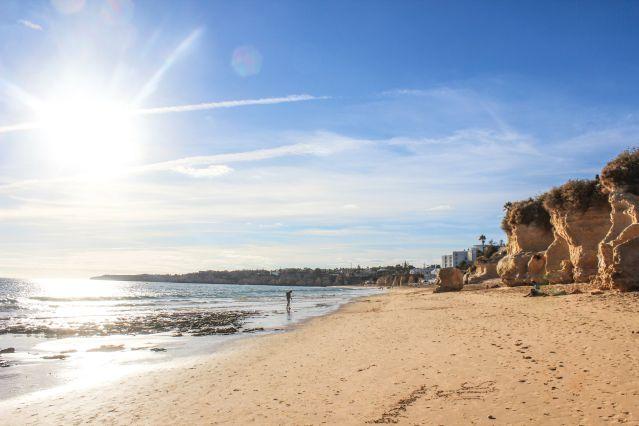 Albufeira - Région de l Algarve - Portugal