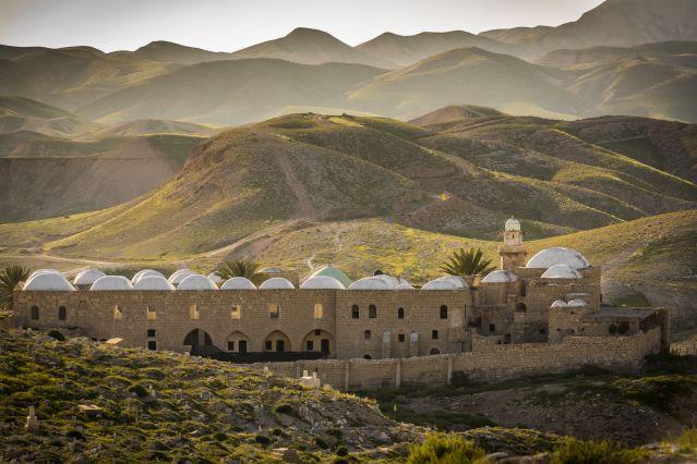 Nebi Musa, la tombe de Moïse - Palestine