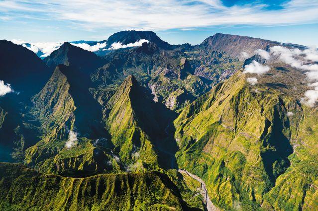 Voyage Des volcans réunionnais au sable blanc de Nosy Be