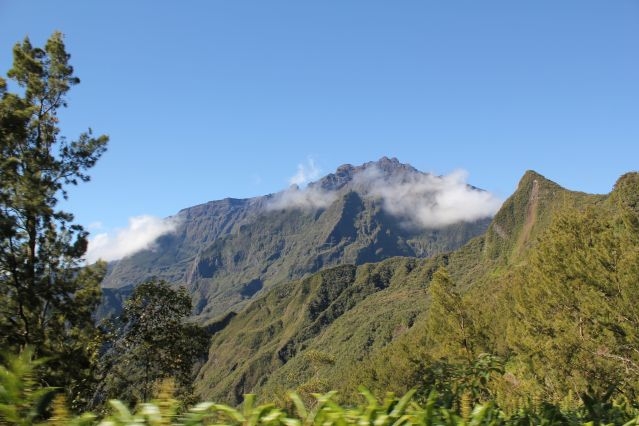 Voyage Ile de la Réunion, montagnes de l'océan Indien