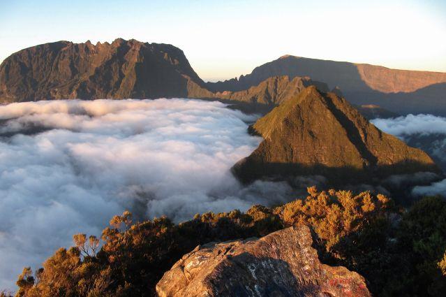 Voyage La Réunion au sommet
