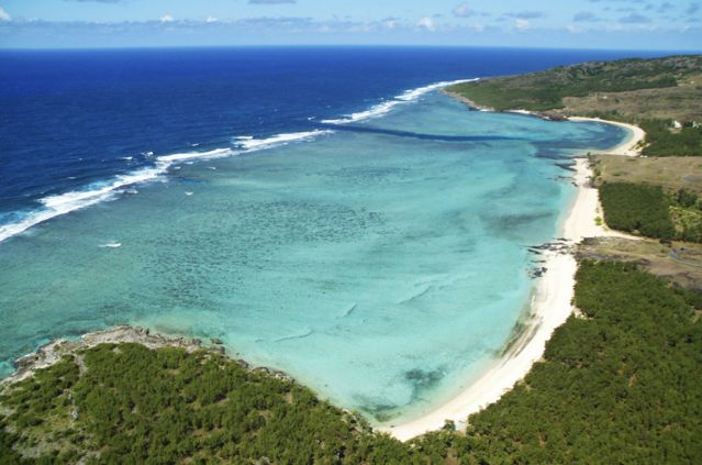 Graviers - Rodrigues - Ile Maurice