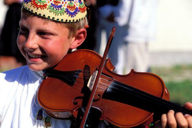 Voyage Itinérance musicale dans les Carpates