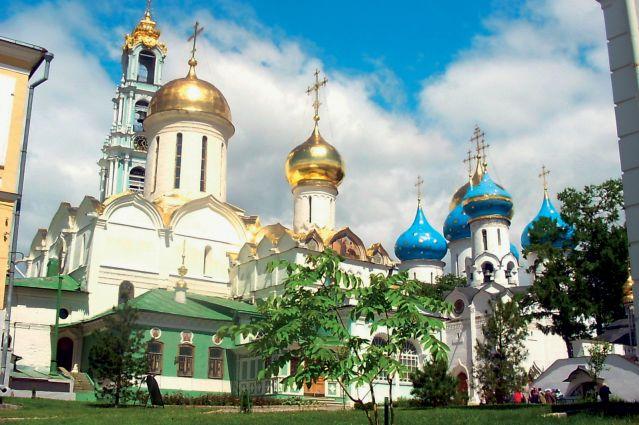 Anneau d Or - Zagorsk - Russie