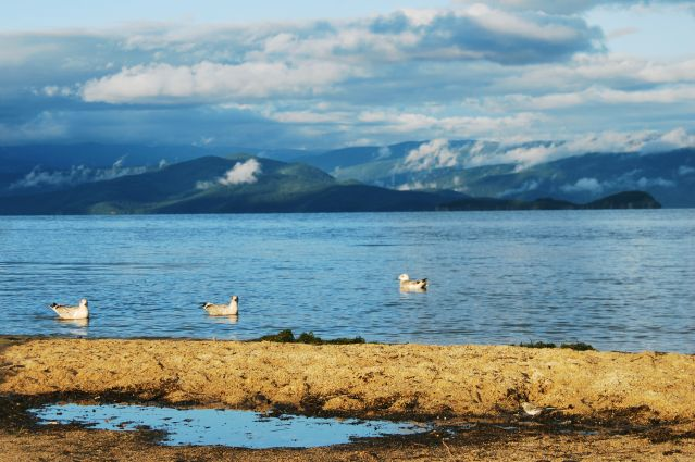 Le Lac Baikal - Russie