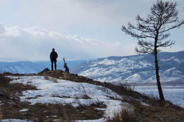 De fond et ski nordique russie - sibérie - aventure hivernale au lac