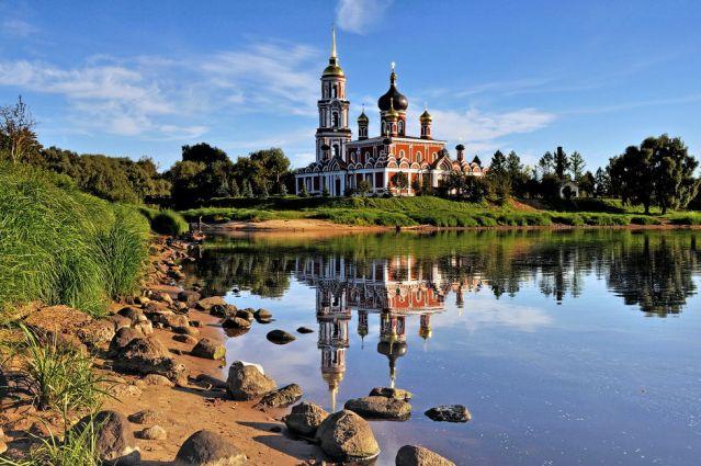 Staraya-Roussa - Splendeurs de la Russie