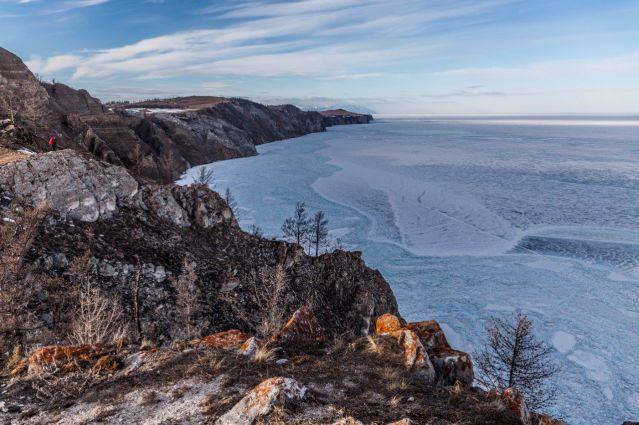 Voyage sur le lac Baïkal en hiver - Sibérie - Russie