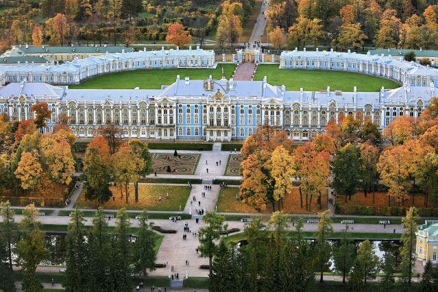 Voyage Flânerie russe de Moscou à Saint-Pétersbourg
