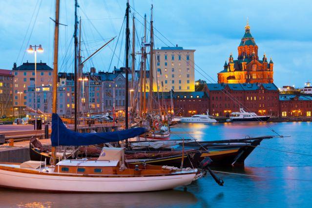Voyage Duo Baltique: d'Helsinki à Saint-Pétersbourg