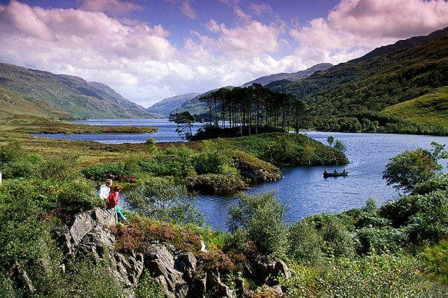 Loch Eilt - Lochaber - Ecosse - Royaume Uni