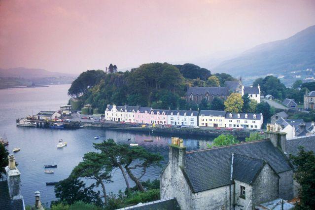 Voyage Ecosse, châteaux, lochs et distilleries