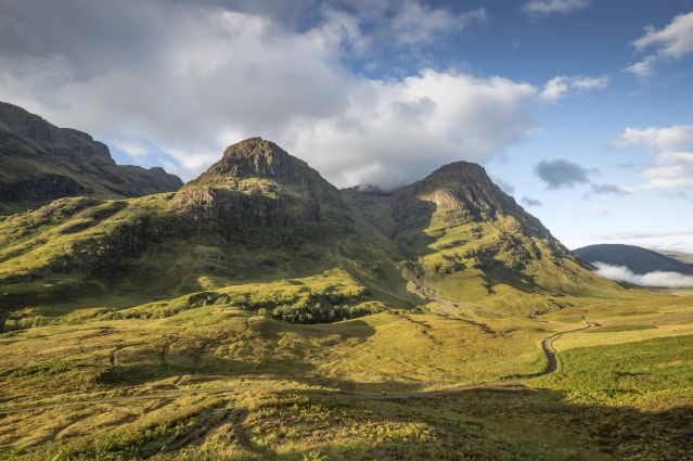 The Three Sisters - Glencoe - Ecosse - Royaume-Uni