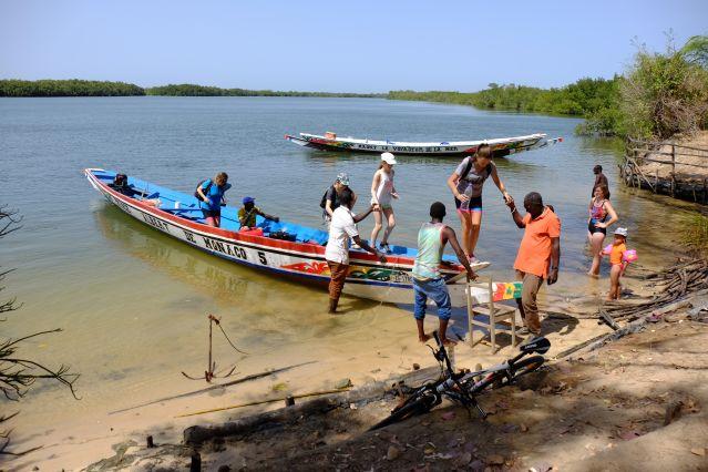 Voyage A la découverte du Pays diola en famille