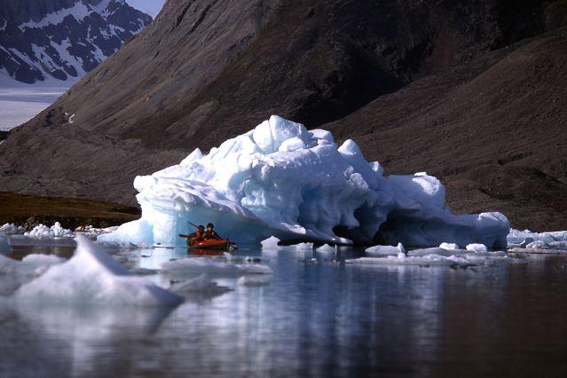 Voyage Au-delà du 80ème parallèle en kayak