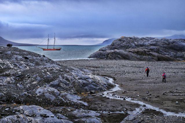 Voyage Le nord du Spitzberg, un printemps arctique