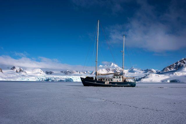 Voyage Dans les glaces du Spitzberg