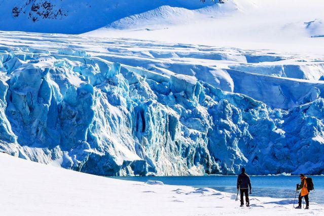 Voyage Isfjord et côte ouest du Svalbard