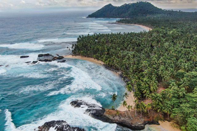 Caué - Sao Tomé