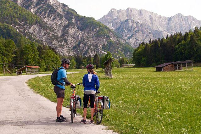 Voyage La Slovénie à vélo : de Ljubljana à la mer