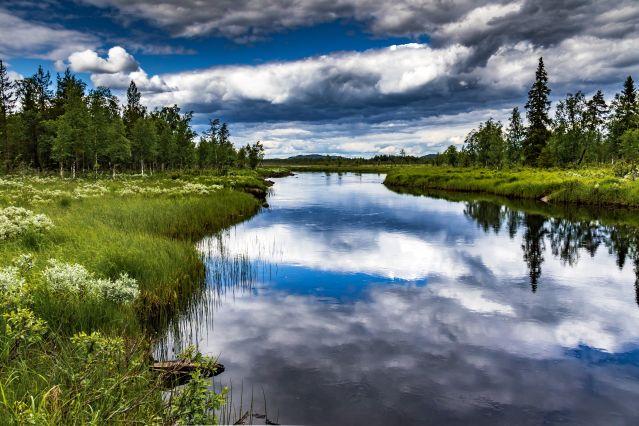 Voyage Aventures en Laponie suédoise