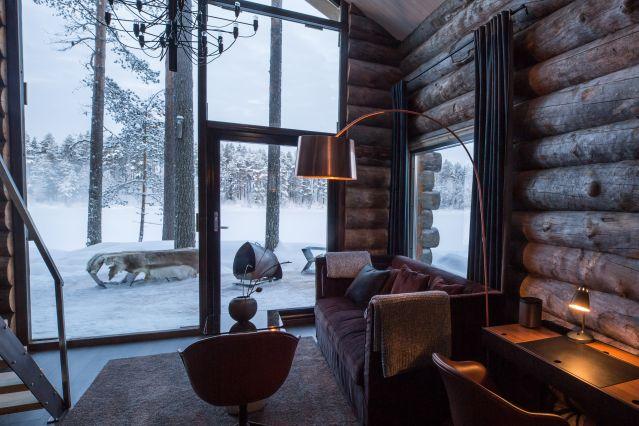 Voyage Aventures et nuits insolites en Laponie suédoise