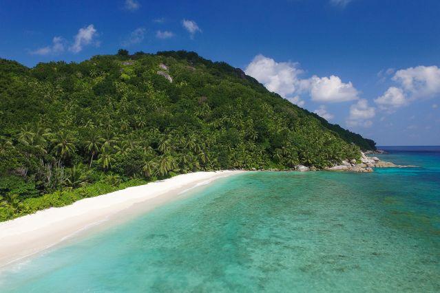 Plage de la Grande Anse - Félicité - Seychelles