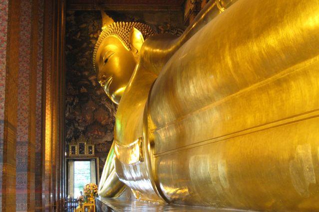 Temple Wat Po - Thaïlande