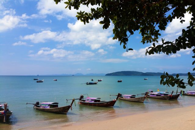 Plage - Thailande