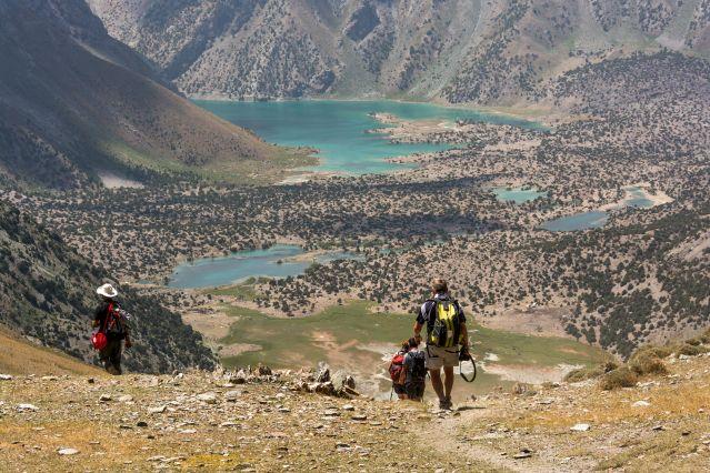 Lacs Koulikalon - Monts Fanskye - Tadjikistan