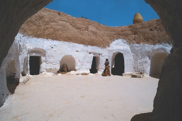 Matmata - Tunisie