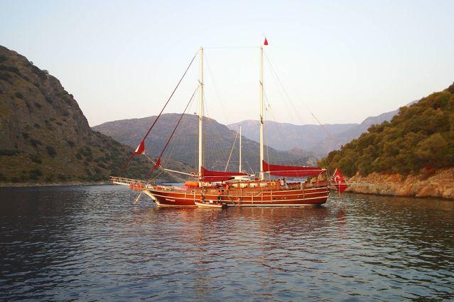 Côte Lycienne - Turquie