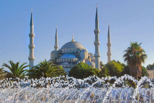 Voyage City trek à Istanbul