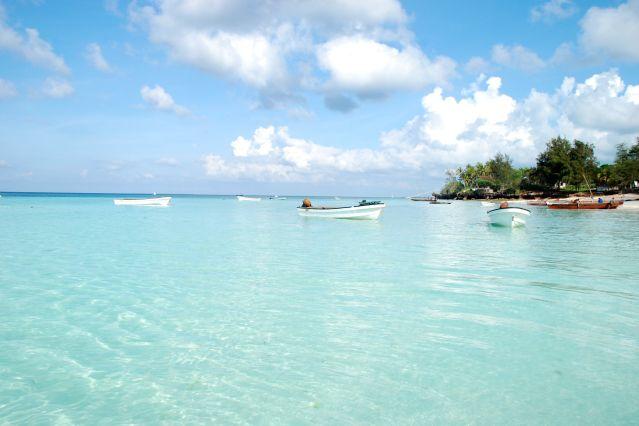 Plage près de Kizimkazi - Zanzibar