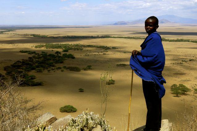 Randonnée dans le massif des Gol Mountains - Tanzanie