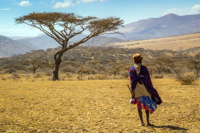 Région des Gol Mountains - Tanzanie