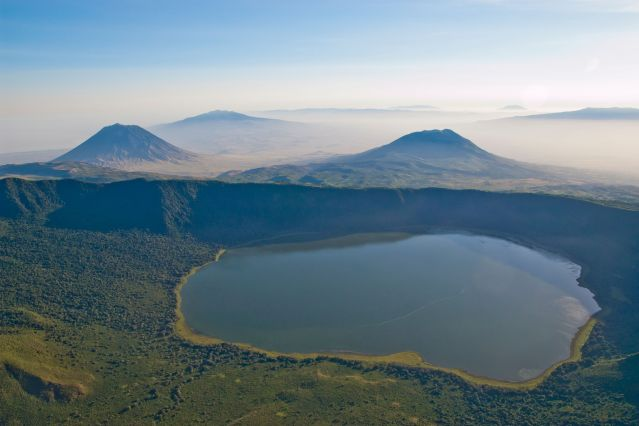 Voyage Randonnées volcans, safari Serengeti et Ngorongoro