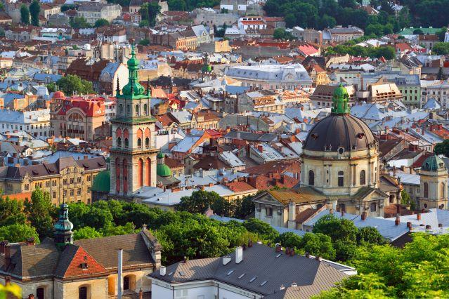 Voyage D'Odessa à Lviv, aux confins de l'Europe orientale