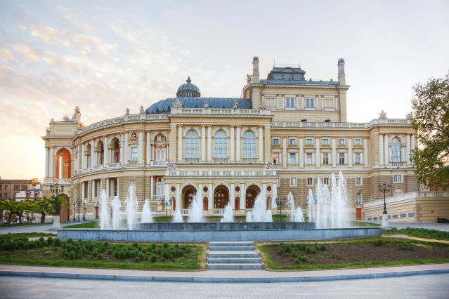 Voyage D'Odessa à Lviv, une flânerie ukrainienne