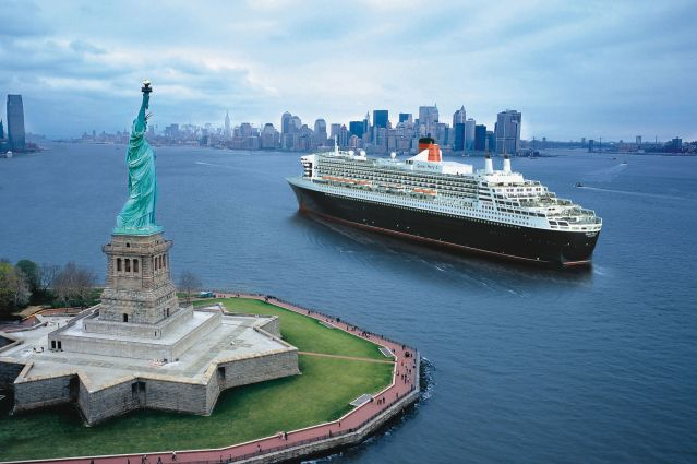 © Cunard - Queen Mary 2 - New York