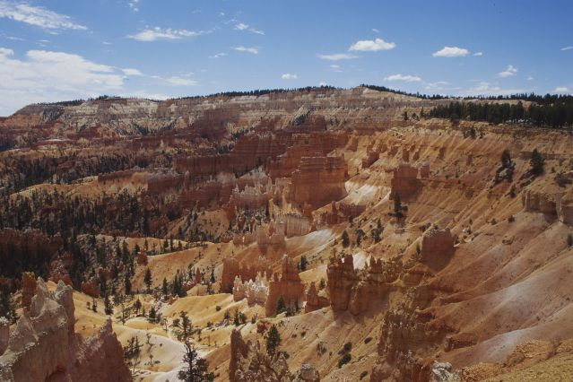 Parc National de Bryce Canyon - Utah - Etats-Unis
