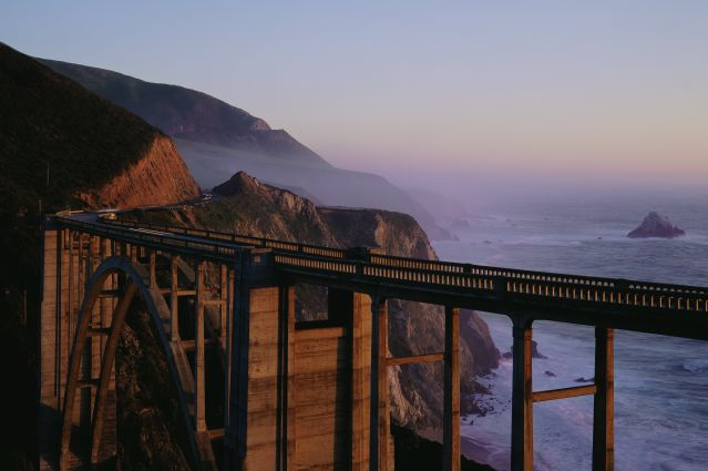 Bixby Bridge - Californie - Etats-Unis
