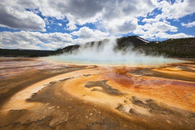 Yellowstone National Park - Wyoming - Etats-Unis